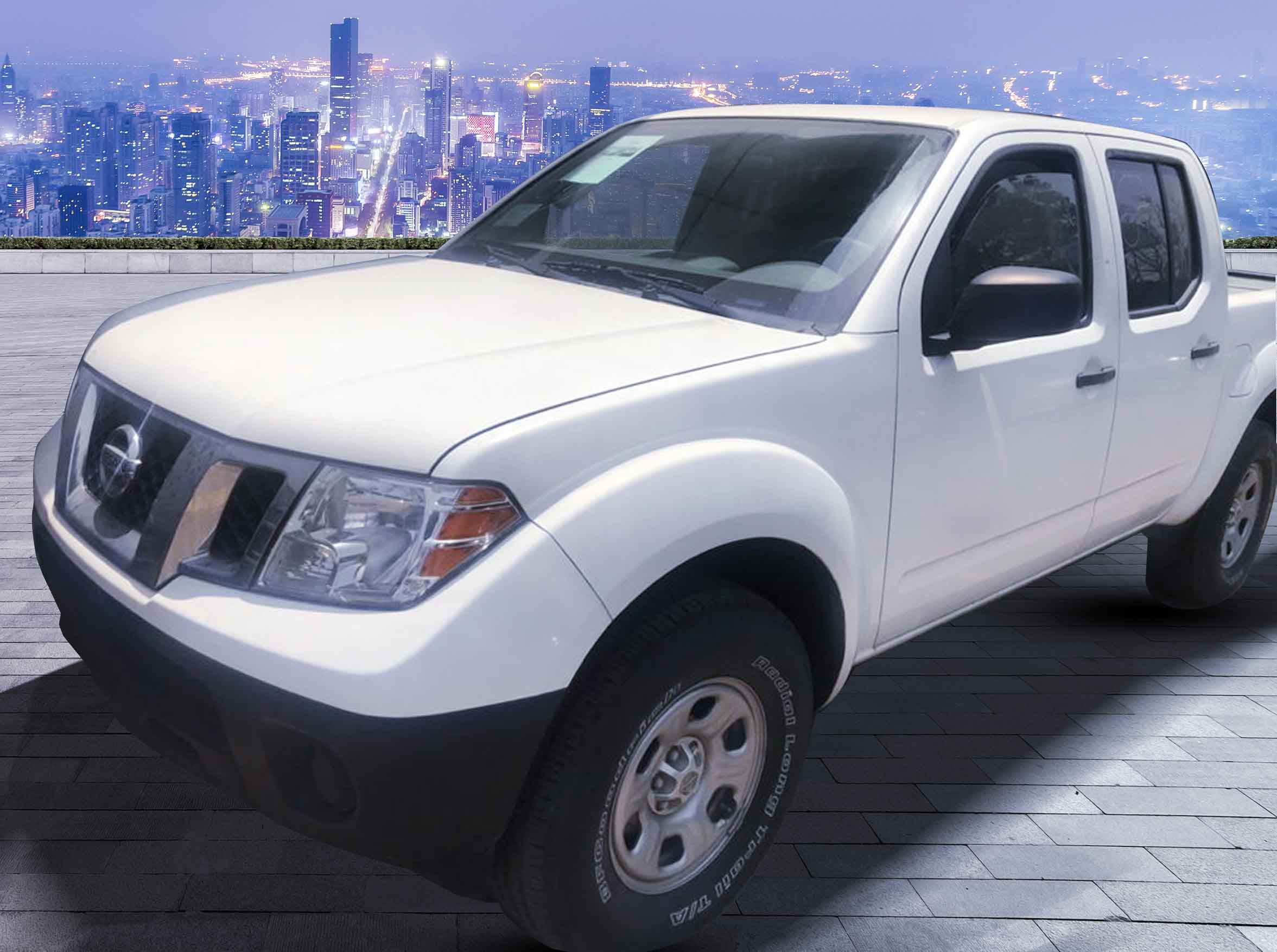 stallion approved - nissan frontier 2015 01 side view