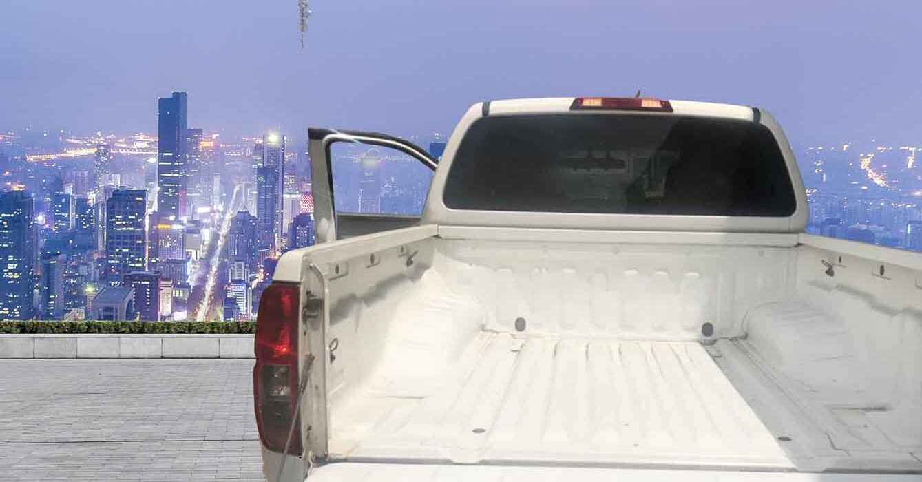 stallion approved - nissan frontier 2015 01Copen rear view