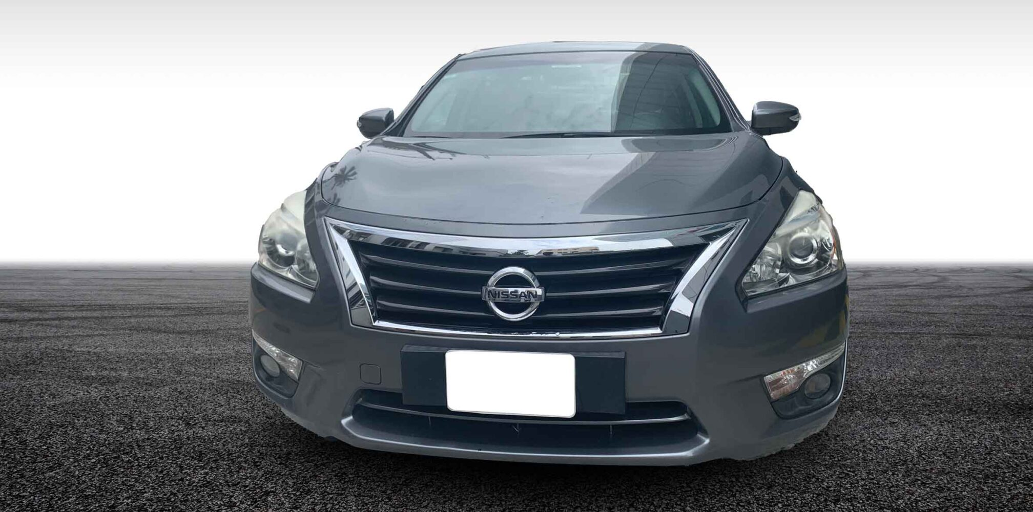 stallion approved - nissan Altima 2015 01 Front VIEW