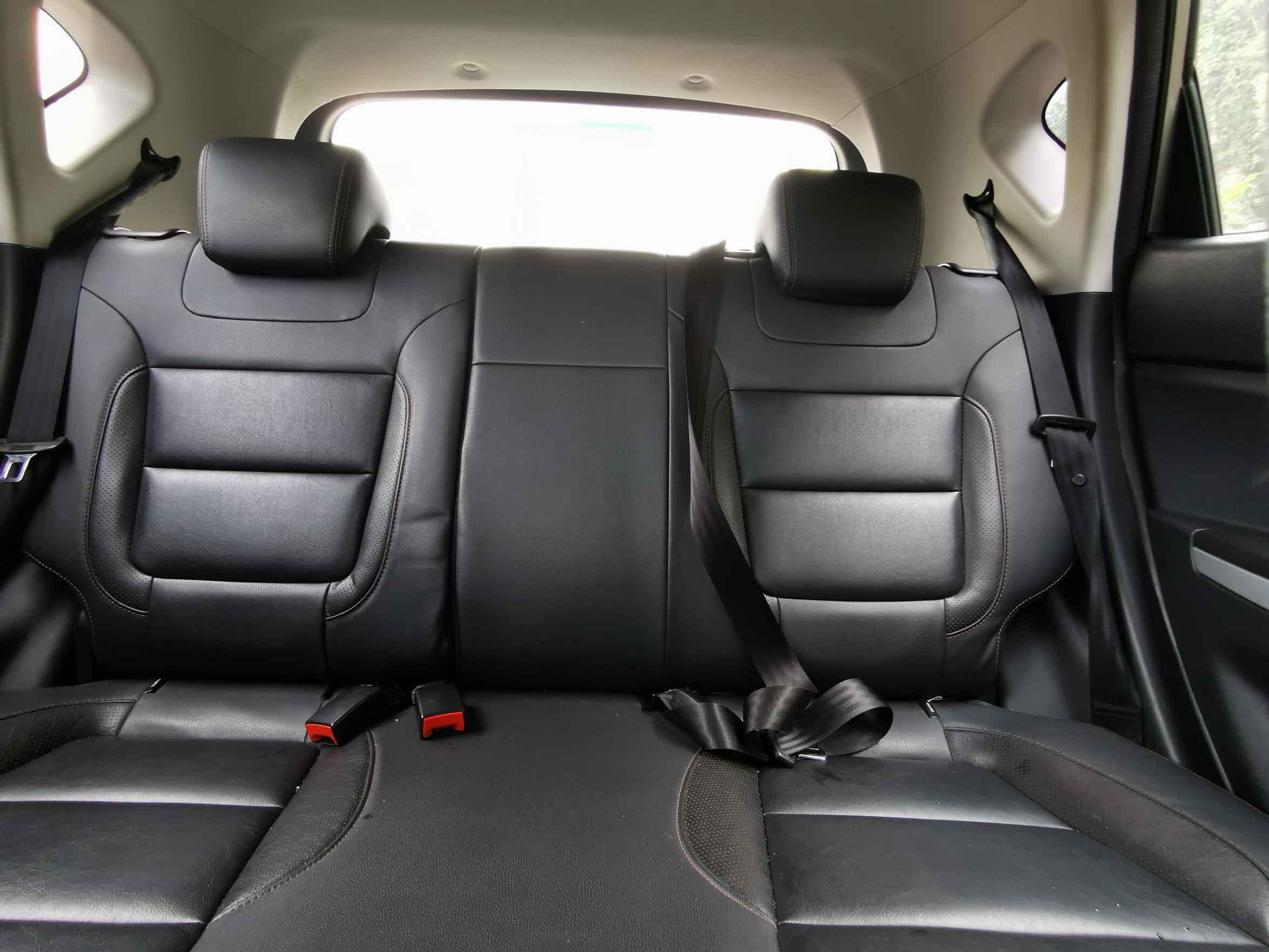 stallion approved - CHANGAN CS35 interior